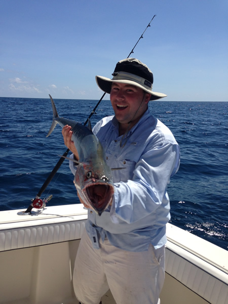 The catch seaplay sportfishing for Deep sea fishing galveston