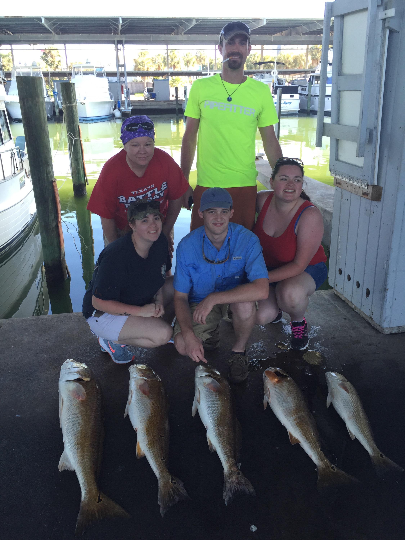 Jetty Fishing Galveston