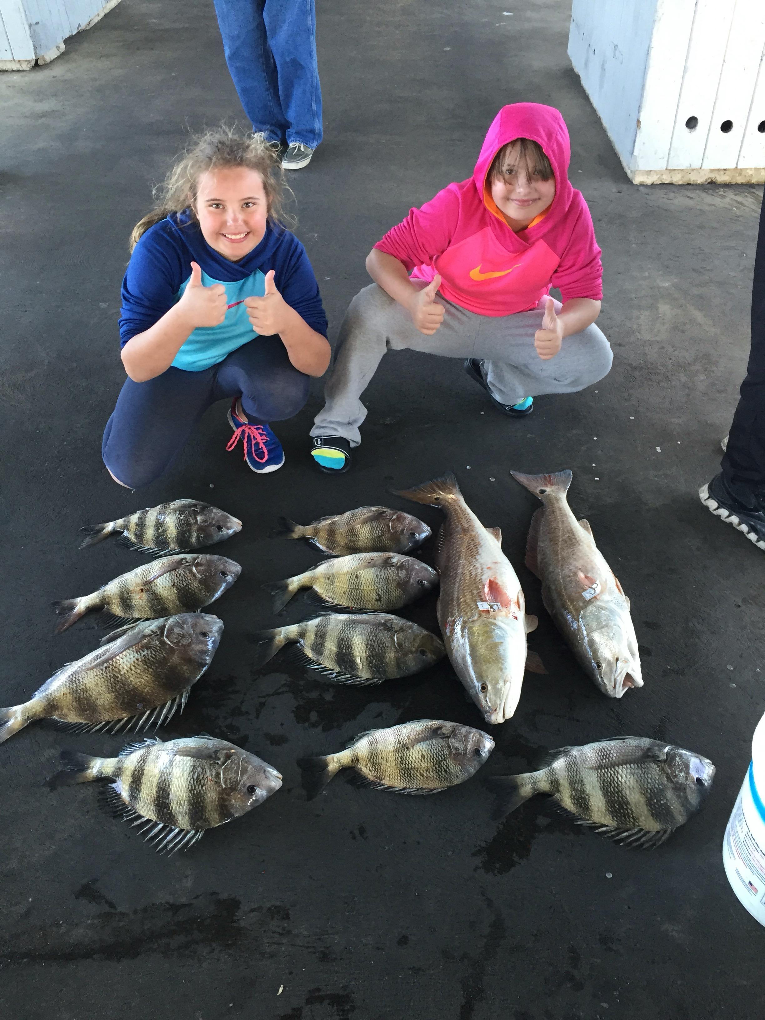 Galveston fishing charter