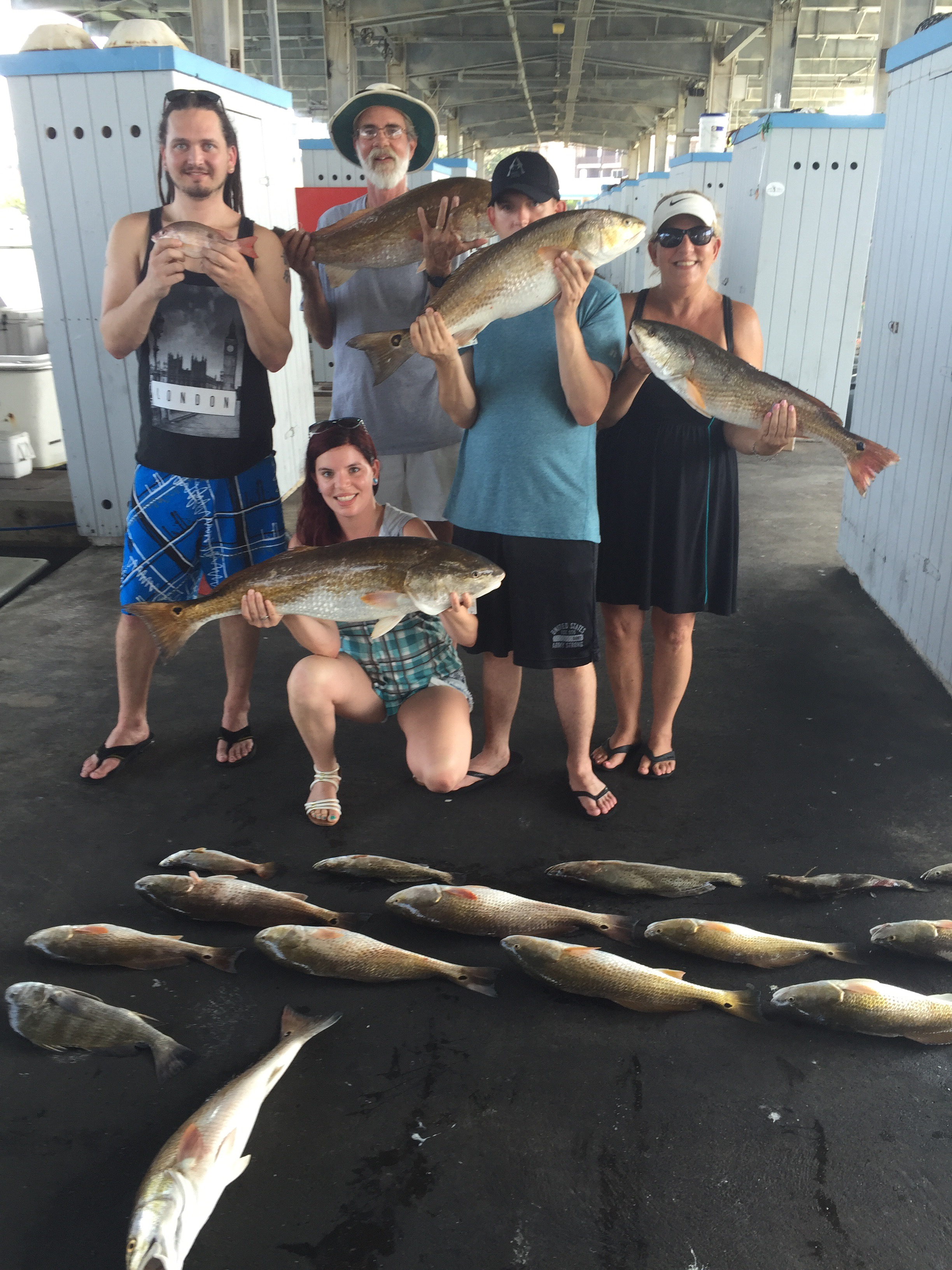Galveston jetty fishing charter for Galveston jetty fishing report