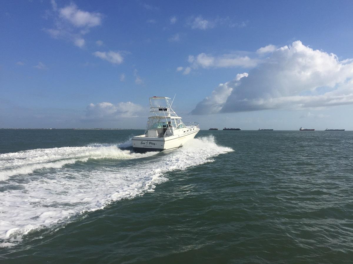 Sea play v seaplay sportfishing for Galveston deep sea fishing charters