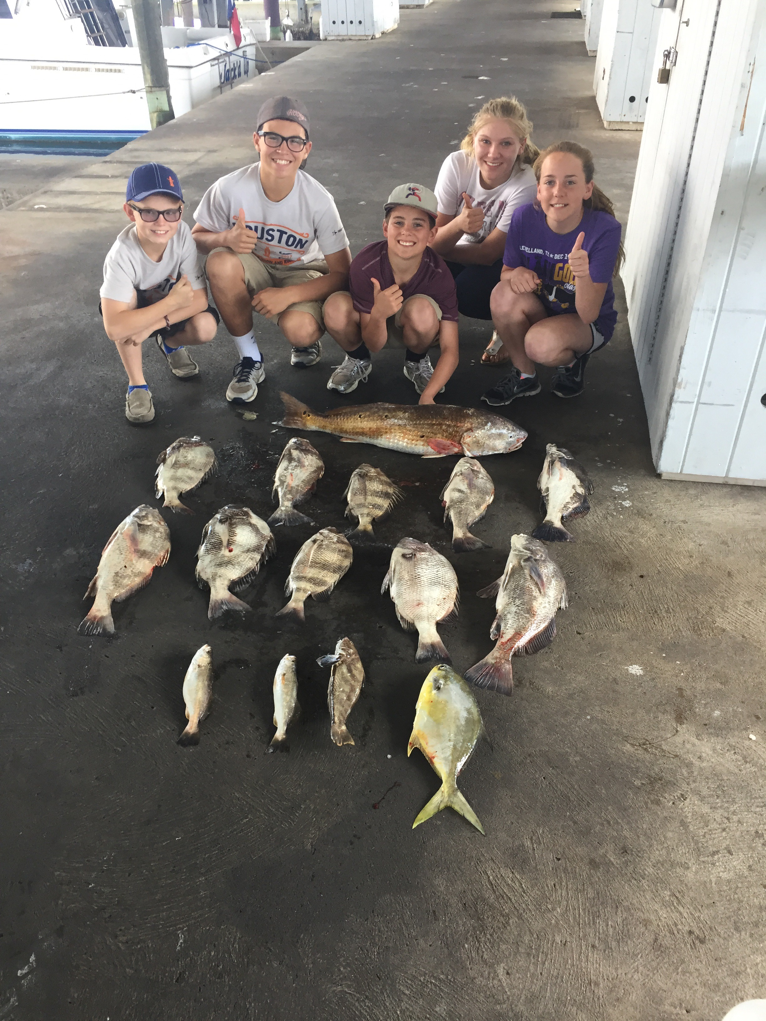 Galveston fishing charters-jetty fishing